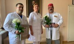 Смольный вручил награды ко Дню медицинского работника, четверым врачам – посмертно