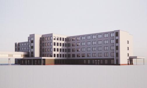 В Смольном показали, как будет выглядеть новый корпус Госпиталя для ветеранов войн