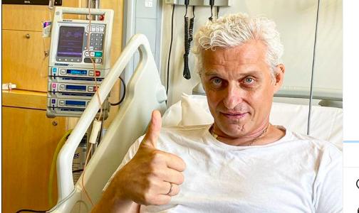Бизнесмен Олег Тиньков рассказал об успешной трансплантации костного мозга