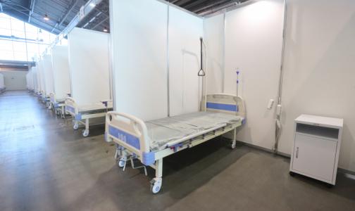 В администрации губернатора рассказали о судьбе госпиталя в «Ленэкспо»