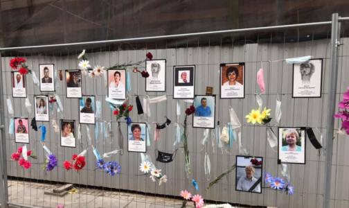 Губернатор Петербурга: Надо создать мемориал в память о погибших в пандемию медиках