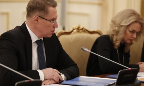 Министр Михаил Мурашко заработал в прошлом году 5 млн рублей, вице-премьер Татьяна Голикова - 15 млн