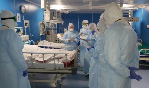 150 дней в ковиде. Петербургская больница готовится к октябрьскому пику заболеваемости