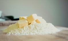 Ковидная диета: сливочное масло защищает легкие
