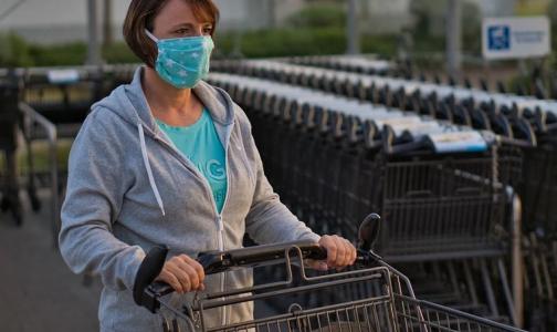 Роспотребнадзор не нашел коронавирус в продуктах, зато обнаружил его в транспорте и магазинах