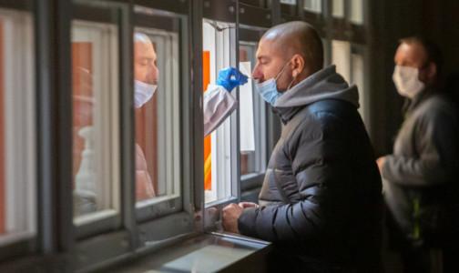 Роспотребнадзор: Чтобы не было ложноотрицательных тестов, перед сдачей мазка на коронавирус нельзя пить, курить, есть и краситься