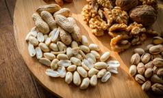 Роспотребнадзор: Орехи помогут избежать болезней сердца и уменьшить содержание сахара в крови
