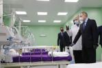 Фоторепортаж: «Новый корпус городской больницы №33 в Колпино»