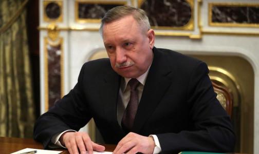 Губернатор Петербурга: Если ситуация с коронавирусом ухудшится, будем ужесточать меры