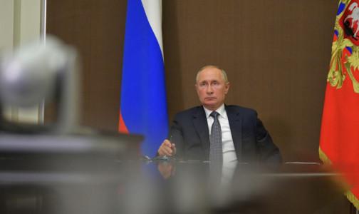 Владимир Путин наградил петербургских медиков. Главный врач Госпиталя для ветеранов стал Заслуженным врачом РФ