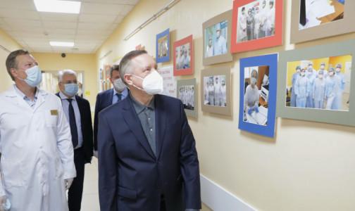 Беглов: Петербург начинает прививочную кампанию от COVID-19, город готовит 70 пунктов вакцинации