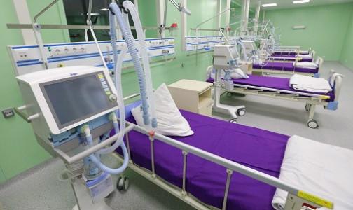 В Колпино завершается строительство корпуса за 4 млрд рублей. Но пациентов с ковидом госпитализировать туда не будут