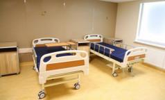 В Госпитале для ветеранов войн открылся инфекционный стационар-трансформер для пациентов с COVID-19