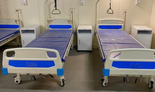 В Петербурге за праздники из ковидных больниц выписали почти 8 тысяч пациентов. В городе свободно 2160 коек