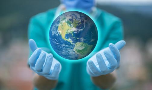 ВОЗ: В начале года коронавирусом заразились почти 5 млн человек. Это самый высокий показатель с начала пандемии