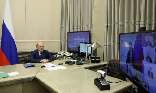 Как единый организм. Глава правительства РФ поручил подготовить алгоритм  взаимодействия ведомств на случай распространения опасных инфекций