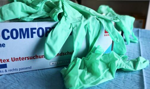В Москву завезли 10 млн использованных перчаток для защиты от коронавируса. Возбуждено уголовное дело
