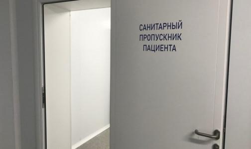В Ленэкспо откроют крупнейший в городе пункт вакцинации. Прививать будут сотрудников предприятий