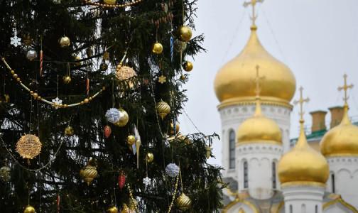 """Кремлевская елка превратится в """"часы благодарности"""" для врачей"""