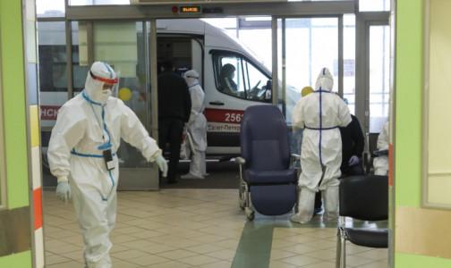 Мариинская больница дезинфицируется и готовится к возвращению к обычной работе. Кто следующий?