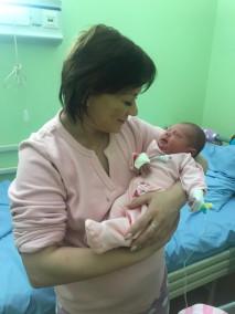 Комздрав Петербурга рассказал о первых малышах, родившихся в 2021 году