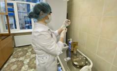 В Петербурге к февралю откроют 50 новых пунктов вакцинации. За прошедшую неделю число госпитализаций снизилось