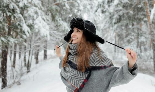 Лор-врач: Благодаря носу морозный воздух становится лечебным