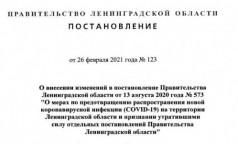 """Кудрово и Мурино """"пожелтели"""". Какие ограничения снимают в Ленобласти с 1 марта"""