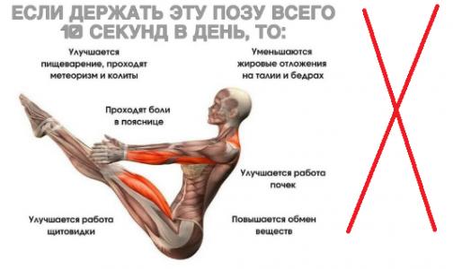 """Советы в сети. Терапевт раскритиковала чудо-упражнение от """"диванных"""" медиков"""