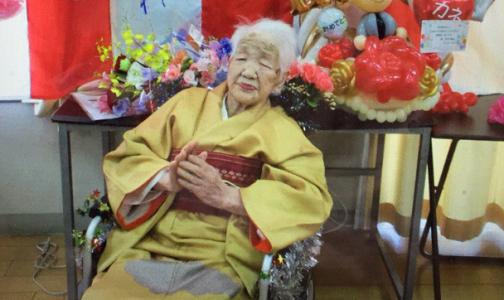118-летняя японка, победившая рак и пережившая две пандемии, любит газировку и готовится нести факел Олимпиады