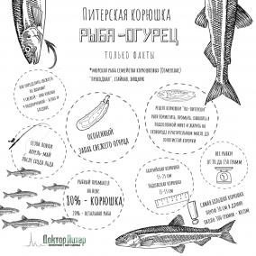 В Петербурге открыт сезон корюшки. Как правильно готовить рыбу, пахнущую огурцами