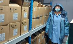 """Вакцина """"ЭпиВакКорона"""" будет доступна во всех районах Петербурга - комздрав"""