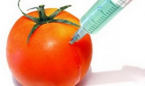 Стакан молока вместо продуктов с ГМО