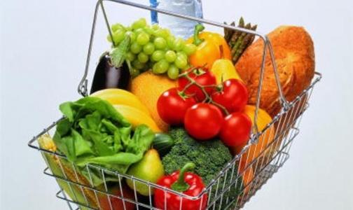 Новые нормы питания не помещаются в корзине