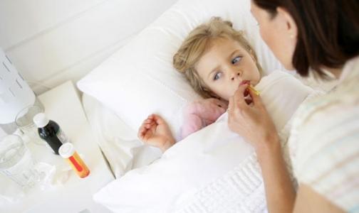 Что делать, если простудился ребенок