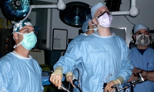 Урологи проводят уникальные операции в Петербурге