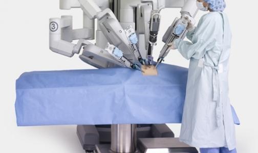 Аортокоронарное шунтирование выполнил робот