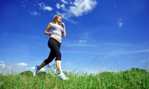 Бег улучшает здоровье и самооценку