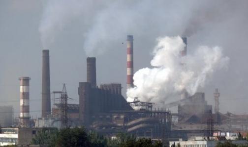 Уровень загрязнения воздуха - ниже нормы