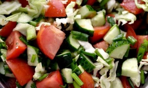 Кишечная палочка — в каждом втором весовом салате