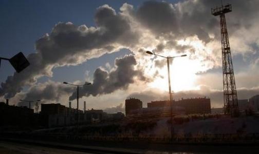 Неделя в загрязненной атмосфере