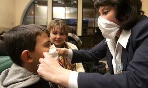 В Петербурге объявлена эпидемия гриппа