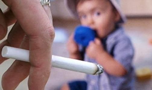 Курение по наследству