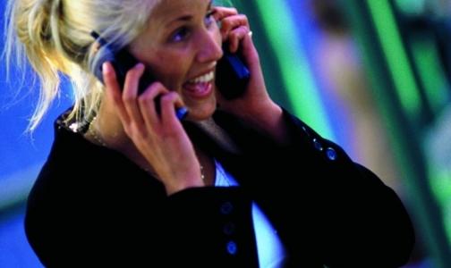 Телефон влияет на активность мозга