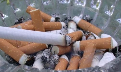 ВОЗ: на сигаретных пачках должны быть пугающие изображения