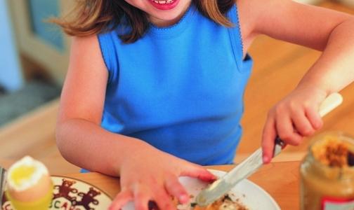 Правильно ли питаются дети?