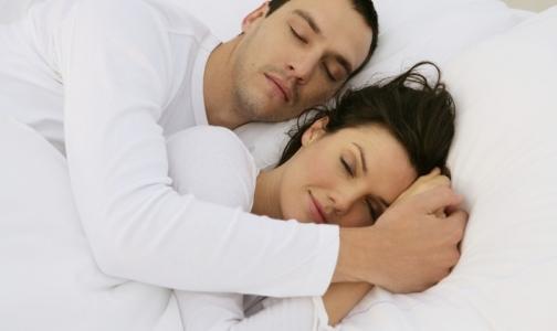 Ребенок спит и храпит носом хотя соплей нет