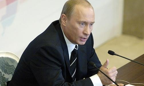 Апрельские тезисы Путина