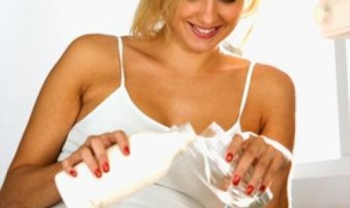 Молоко на завтрак поможет быстрее похудеть