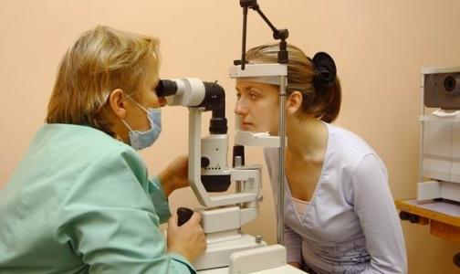 В Центрах здоровья откроются офтальмологические кабинеты